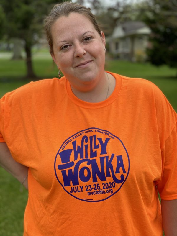 2020 MVCT Willy Wonka Show Shirt