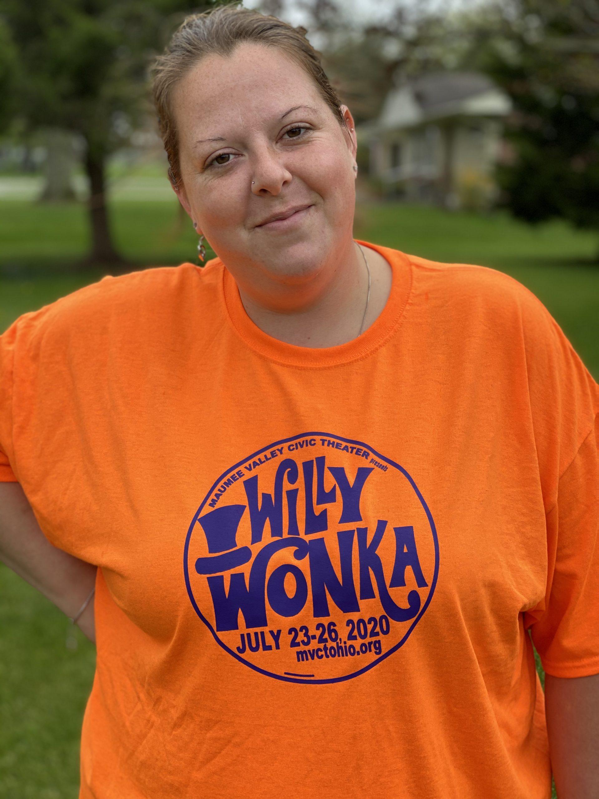 2020 MVCT Willy Wonka Show Shirt