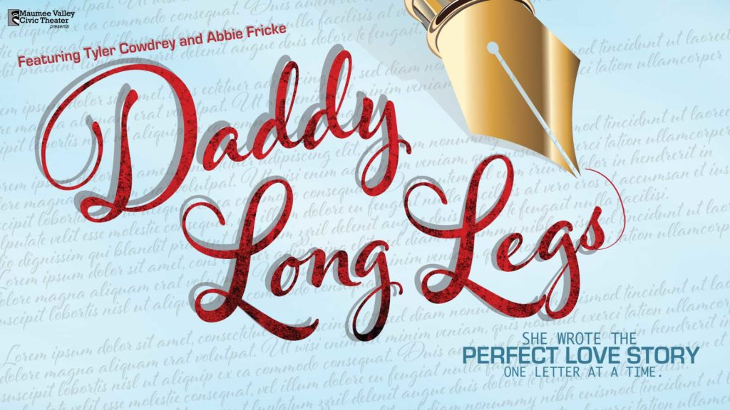 Daddy Long Legs  – December 19, 2020 at 2:00 PM